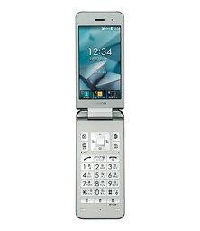 【中古】【安心保証】 Y!mobile 903KC シルバー