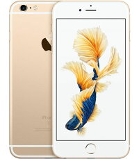 【中古】【安心保証】 SoftBank iPhone6sPlus[64G] ゴールド