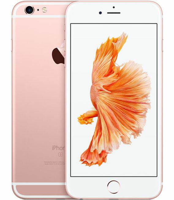 【中古】【安心保証】 docomo iPhone6sPlus[64G] ローズゴールド:ゲオモバイル