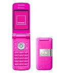 【中古】【安心保証】 SoftBank 830SH ピンク