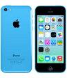【中古】【安心保証】 docomo iPhone5c 16GB ブルー