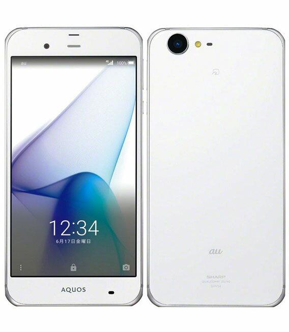 スマートフォン・タブレット, スマートフォン本体 au SHV34 SIM