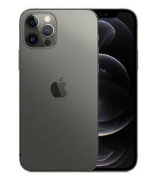 【中古】【安心保証】 iPhone12Pro[128GB] au MGM53J グラファイト