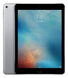 【中古】【安心保証】 docomo iPadPro-9.7_1[セルラー32G] グレイ