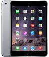 【中古】【安心保証】 au iPadmini3[WiFi+4G 16] グレイ