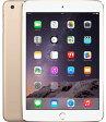 【中古】【安心保証】 au iPadmini3[WiFi+4G 64] ゴールド