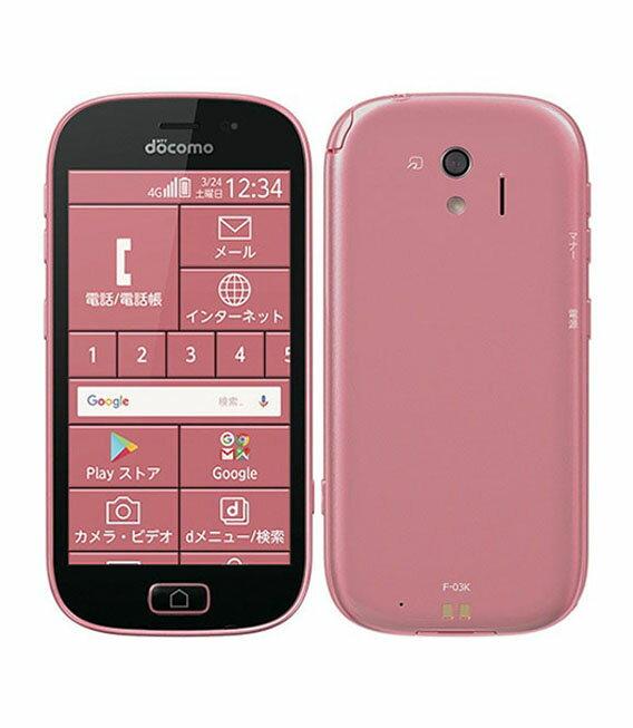 スマートフォン・タブレット, スマートフォン本体  docomo F03K