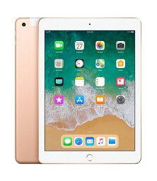 【中古】【安心保証】 docomo iPad-9.7_6[セルラー128G] ゴールド