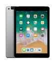 【中古】【安心保証】 docomo iPad-9.7_6[セルラー128G] グレイ