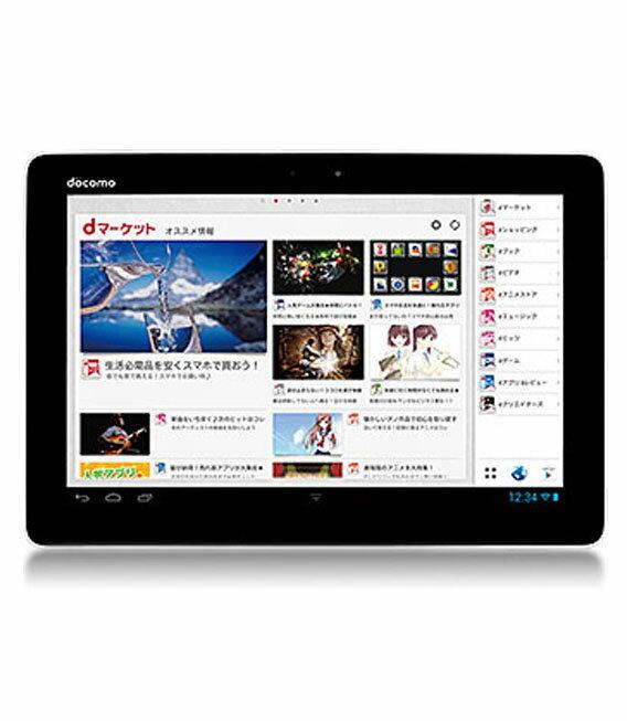スマートフォン・タブレット, タブレットPC本体  docomo dtab01 Wi-Fi