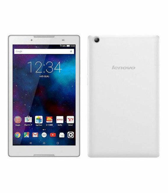 【中古】【安心保証】 Y!mobile LenovoTAB2_501LV ホワイト