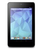 【中古】【安心保証】 Nexus7_2012[モバイル32GB] ブラック