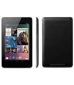 【中古】【安心保証】 Nexus7_2012[Wi-fi8GB] ブラック
