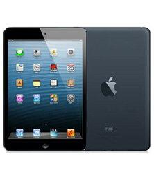 【中古】【安心保証】 SoftBank iPadmini-7.9_1[セルラー64G] ブラック