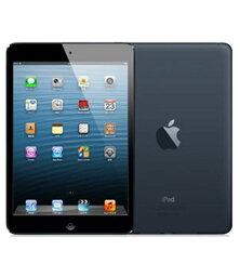 【中古】【安心保証】 SoftBank iPadmini-7.9_1[セルラー32G] ブラック