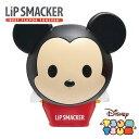 Lip Smacker リップスマッカー ディズニーツムツム Mickey Mouse ミッキーマウス 【マシュマロポップフレーバー】TSUMTSUM リップバーム リップクリーム リップケア Disney かわいい 甘い 香り