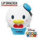 Lip Smacker リップスマッカー ディズニーツムツム Donald Duck ドナルドダック【ジェリークワッカーズフレーバー】TSUMTSUM リップバーム リップクリーム リップケア Disney かわいい 甘い 香り