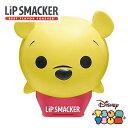 Lip Smacker リップスマッカー ディズニーツムツム Pooh プーさん 【ハニーポットフレーバー】TSUMTSUM リップバーム リップクリーム リップケア Disney かわいい 甘い 香り