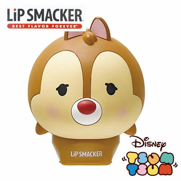 Lip Smacker リップスマッカー ディズニーツムツム Dale デール【オートミールクッキーフレーバー】TSUMTSUM リップバーム リップクリーム リップケア Disney チップ&デール かわいい 甘い 香り