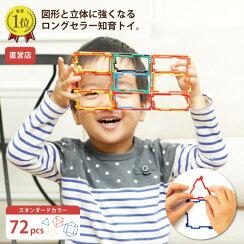 ロングセラーの知育玩具GEOFIX(ジオフィクス)ベーシックセット