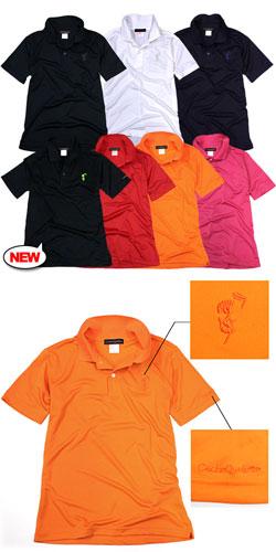 CacheQuelette(カシュクレット)ポロシャツ(吸水速乾UVカットドライポロシャツ)ディティール