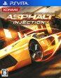 【中古】ASPHALT:INJECTIONソフト:PSVitaソフト/スポーツ・ゲーム
