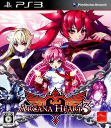 【中古】アルカナハート3ソフト:プレイステーション3ソフト/アクション・ゲーム