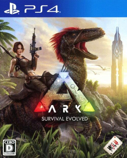 プレイステーション4, ソフト ARK Survival Evolved:4
