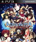 【中古】AQUAPAZZA −AQUAPLUS DREAM MATCH−ソフト:プレイステーション3ソフト/アクション・ゲーム