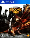 【中古】【18歳以上対象】inFAMOUS Second Sonソフト:プレイステーション4ソフト/アクション・ゲーム
