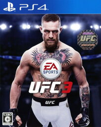 【中古】EA SPORTS UFC 3ソフト:プレイステーション4ソフト/スポーツ・ゲーム