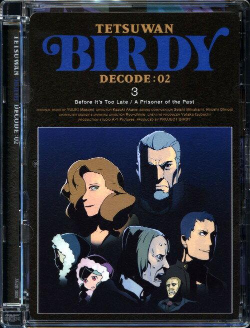 產品詳細資料,日本Yahoo代標|日本代購|日本批發-ibuy99|CD、DVD|DVD|日本動漫|其他|【中古】初限)3.鉄腕バーディー DECODE:02 【DVD】/千葉紗子DVD/SF