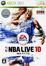 【中古】NBAライブ10ソフト:Xbox360ソフト/スポーツ・ゲーム