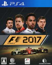 【中古】F1 2017ソフト:プレイステーション4ソフト/スポーツ・ゲーム