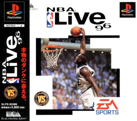 【中古】NBAライブ96ソフト:プレイステーションソフト/スポーツ・ゲーム