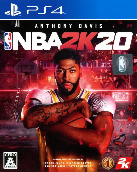 プレイステーション4, ソフト NBA 2K20:4