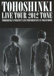 【中古】東方神起/LIVE TOUR 2012 〜TONE〜 <初回限定生産版>/東方神起DVD/映像その他音楽