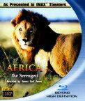 【中古】IMAX THEATER AFRICA セレンゲティ国立公園ブルーレイ/映像その他