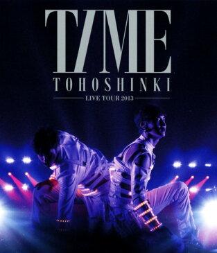 【中古】東方神起/LIVE TOUR 2013 TIME 【ブルーレイ】/東方神起