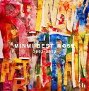 【新品】MINMI BEST 雨のち虹 2002−2012/MINMICDアルバム/邦楽レゲエ