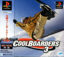 【中古】COOL BOARDERS3ソフト:プレイステーションソフト/スポーツ・ゲーム