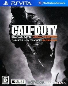 【中古】Call of Duty BLACK OPS DECLASSIFIEDソフト:PSVitaソフト/シューティング・ゲーム