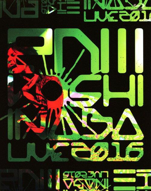 邦楽, その他 Koshi Inaba LIVE 2016 en3