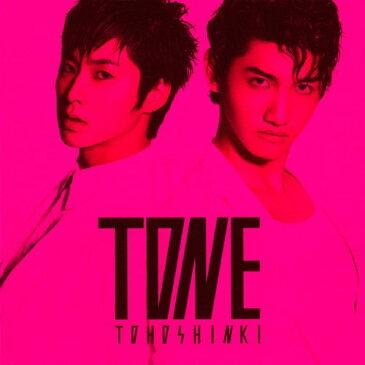 【中古】TONE(DVD付)(A)/東方神起