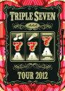 【中古】AAA/TOUR 2012 -777- TRIPLE SEVEN 【DVD】/AAADVD/映像その他音楽