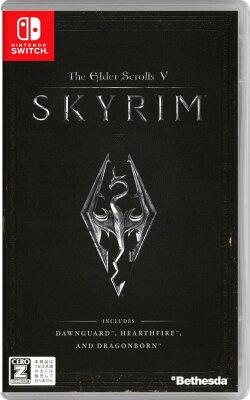 【中古】【18歳以上対象】The Elder Scrolls5:Skyrimソフト:ニンテンドーSwitchソフト/ロールプレイング・ゲーム