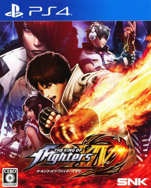 THE KING OF FIGHTERS 14ソフト:プレイステーション4ソフト/アクション・ゲーム
