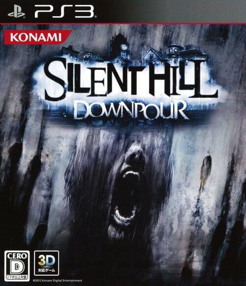 プレイステーション3, ソフト SILENT HILL DOWNPOUR:3