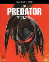 【中古】ザ・プレデター BD&DVD 【ブルーレイ】/ボイド・ホルブルックブルーレイ/洋画SF