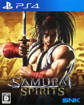 【中古】SAMURAI SPIRITSソフト:プレイステーション4ソフト/アクション・ゲーム